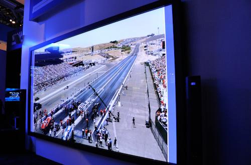 Panasonic Largest LCD