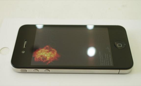 iPhone Display 512 RAM, 1GHz Processor