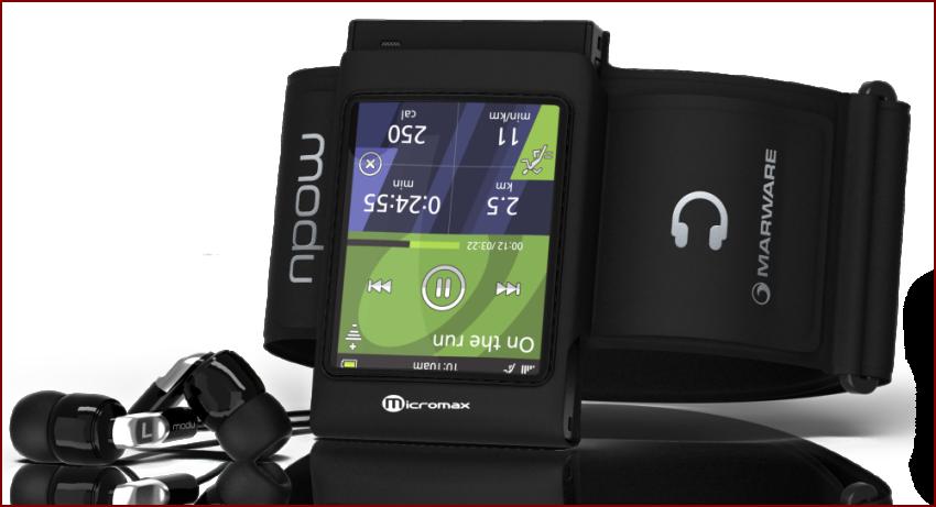 micromax launches world s lightest 3 5g touch phone modu t rh gadgetizor com Micromax Modu Modu Phone Camera Jacket