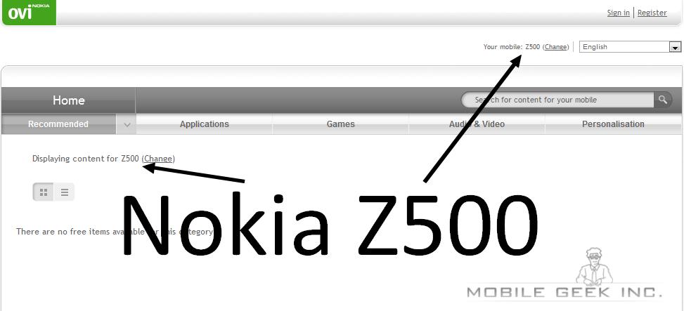 Nokia Z500, Meego based Smart Phone, or Tablet?