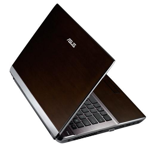 ASUS U43Jc Laptop featuring NVIDIA Optimus