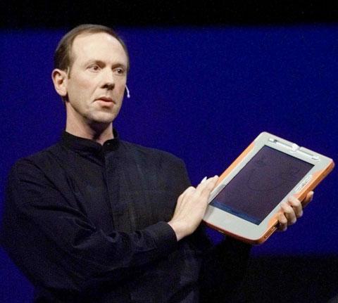 Microsoft Tablet Prototype 2000