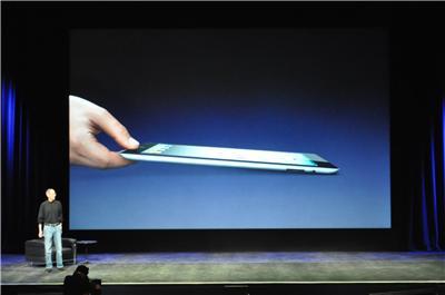 iPad 2 - Side View