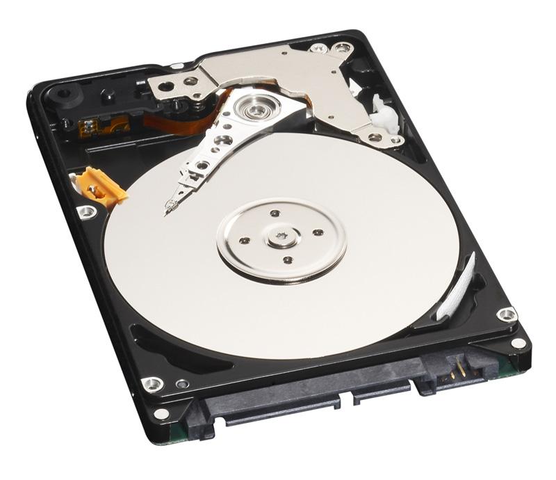 WD Scorpio Black 750GB Notebook Hard Disk [Landscape]