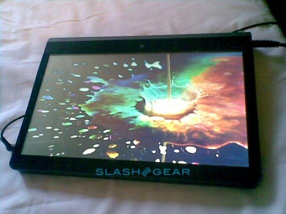 First Generation Adam Tablet