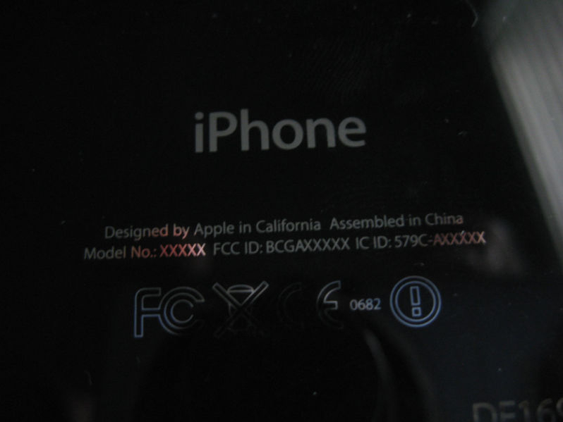how to know which iphone i have via serial number