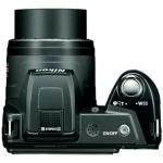 Nikon Coolpix L110 Digital Camera - Top View
