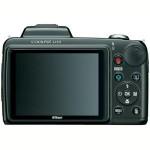 Nikon Coolpix L110 Digital Camera - Back View