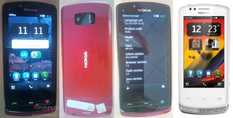Nokia 700 Zeta - Leaked Pictures