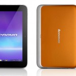 Lenovo IdeaPad P1 - Windows 7 Tablet - Front, Back & Side View
