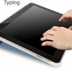 Galaxy Tab Smart Case - As a desktop
