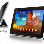 Galaxy Tab Smart Case - Standing