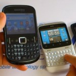 """ZTE Tureis - """"BlackBerry"""" Style Android Phone - compared with HTC ChaCha"""