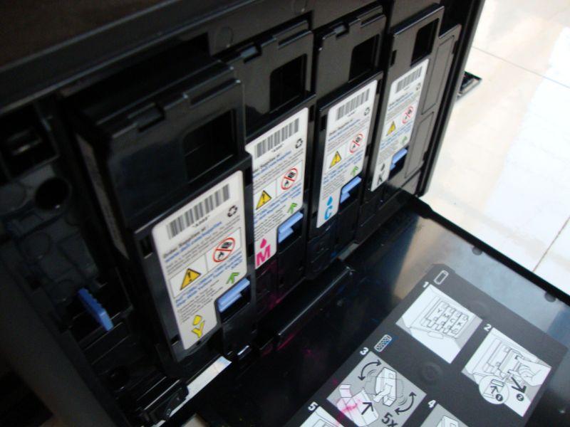 Ink Cartridges - Dell 1250c Laser Printer