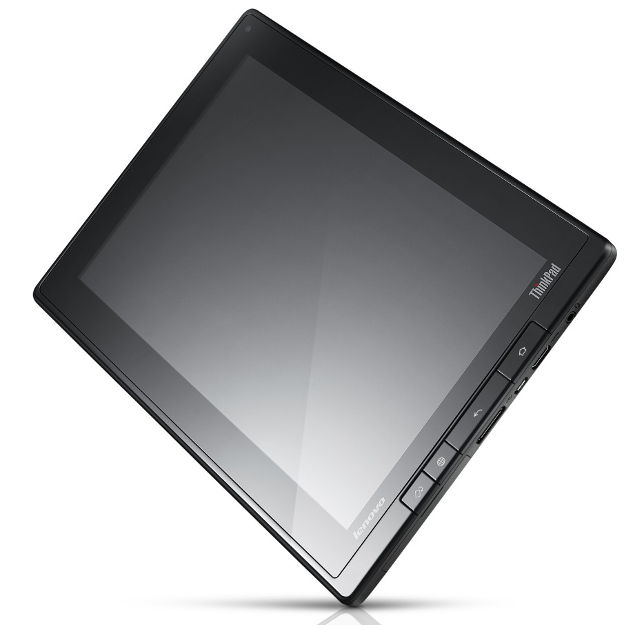 Lenovo launches thinkpad tablet in india: business + android