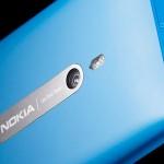 Nokia Lumia 800 - Rear View