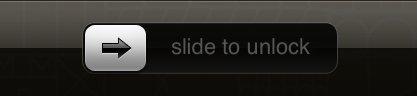 "Apple ""Slide to Unlock"""