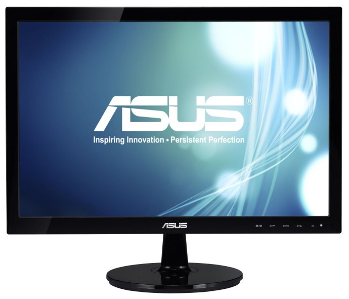 Asus VS197D Monitor - Specs, Pictures, India Price