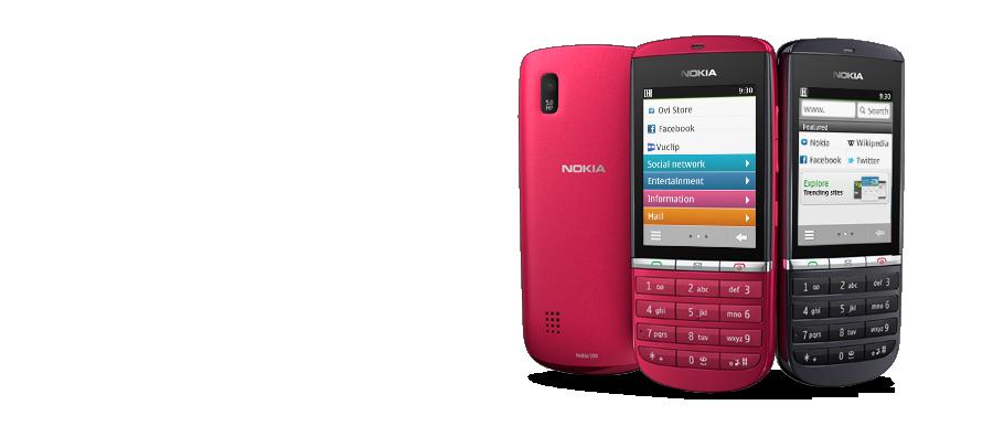 Nokia asha 300 facebook software free