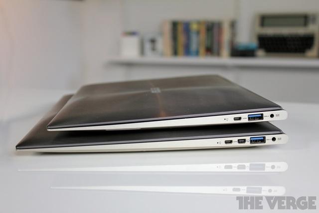 Asus Zenbook UX31A, UX21A Specs, Pictures