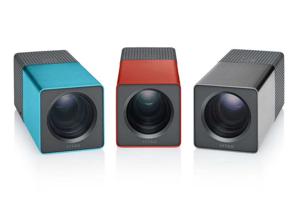 Lytro Camera - India Price, Pictures, Specs, Front View