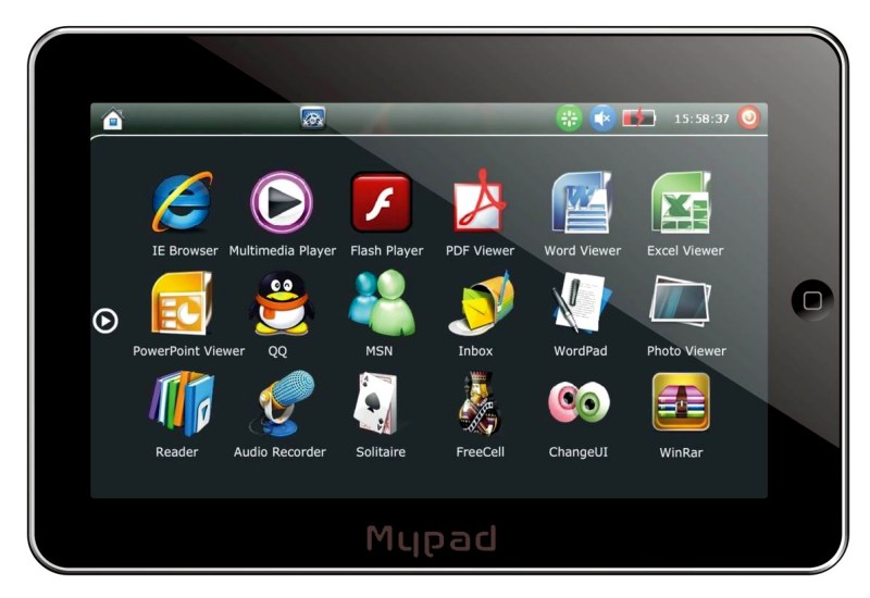 Mangal MyPad Tablet India Price, Specs, Pictures