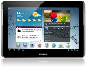 Galaxy Tab 2 - Pictures, Specs, India, US Price