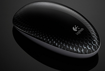 Logitech Wireless Touch Mouse M600 - Pictures, Specs