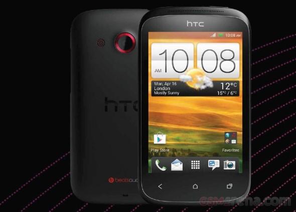 HTC Desire C Specs, Pictures