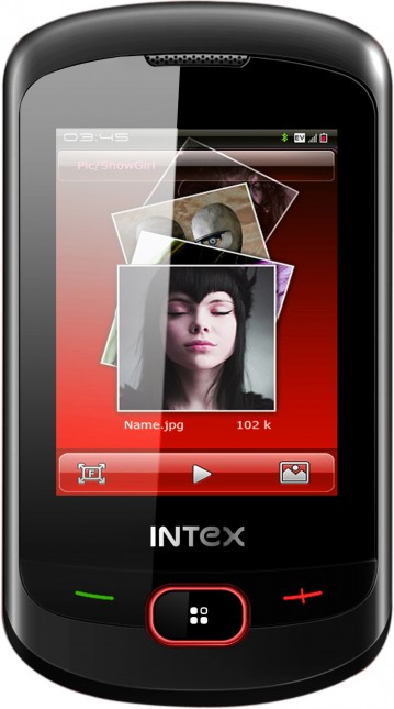 Intex Cola Mobile Phone pictures