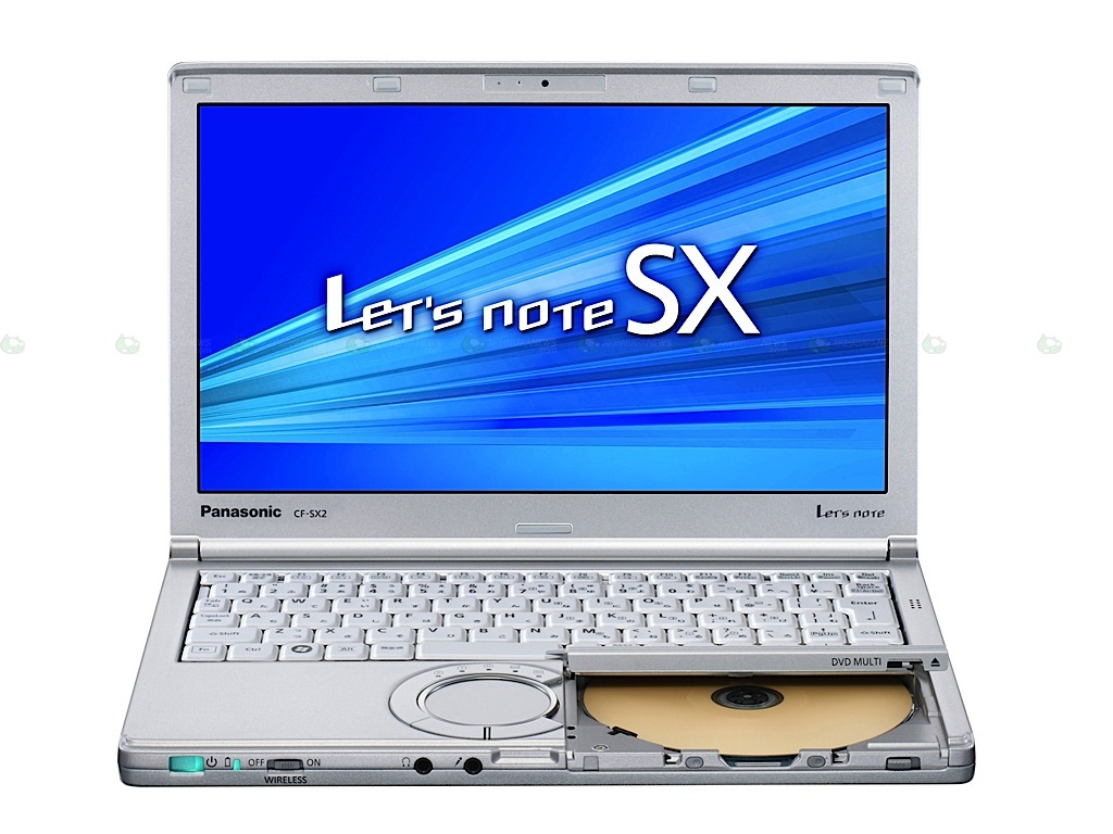 Panasonic Let's Note Notebook computers