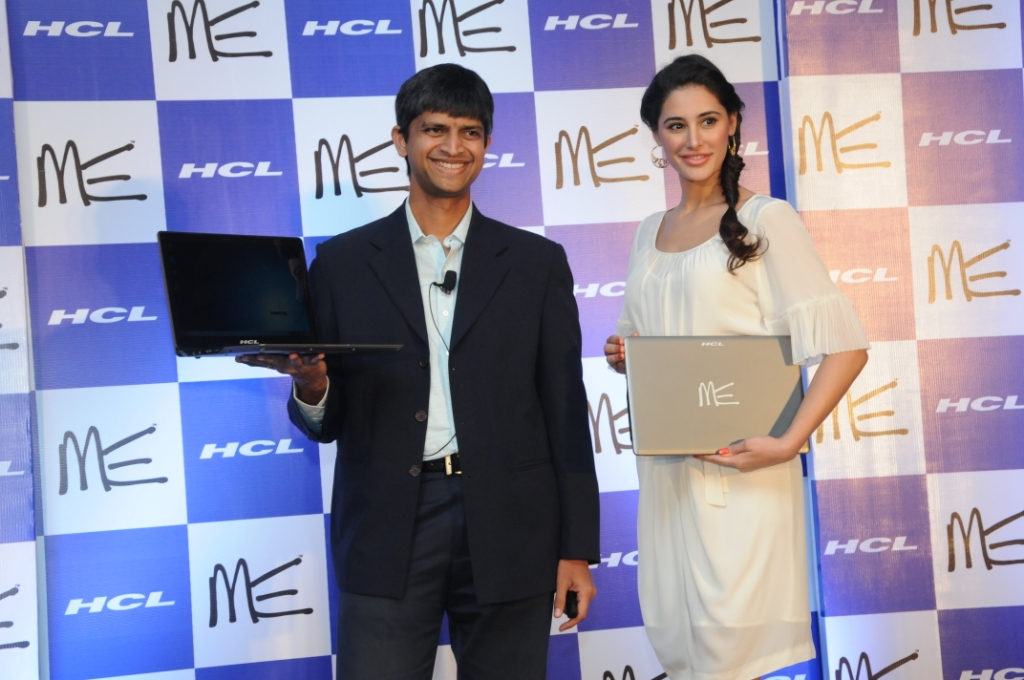 HCL Ultrasmart ME 3074 Ultrabook Pictures