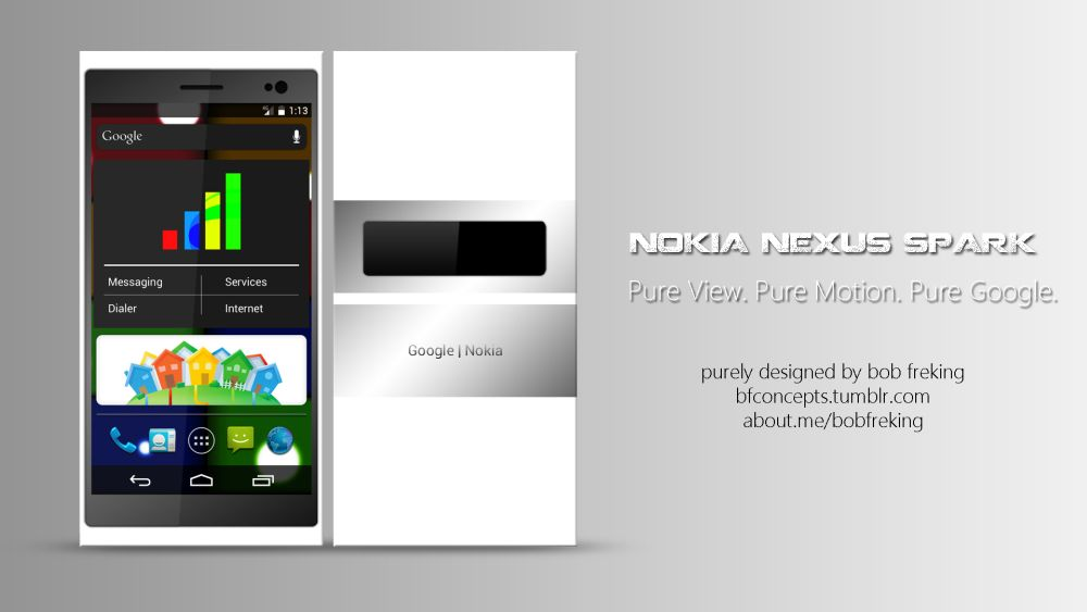 nokia android phone 2012