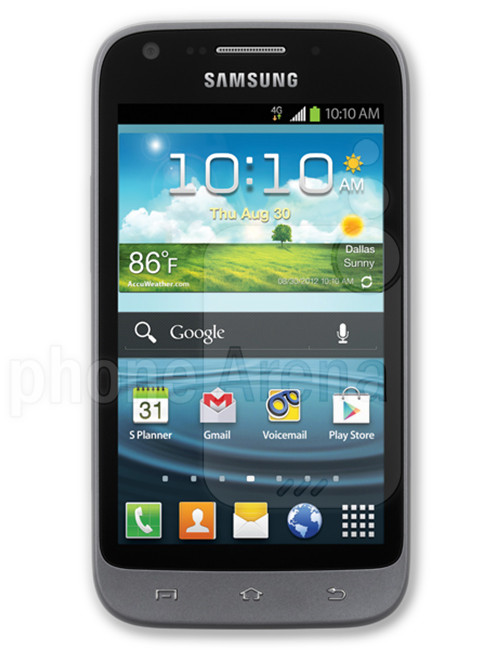 Samsung Galaxy Victory pictures