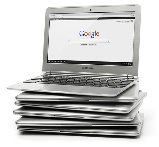New Google Series 3 Chromebook by Samsung