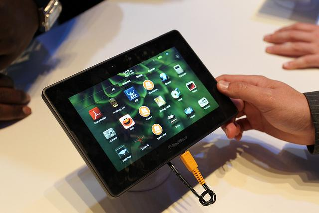 Blackberry Playbook Pictures