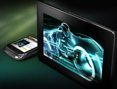 Text Messaging Support on BlackBerry Playbook