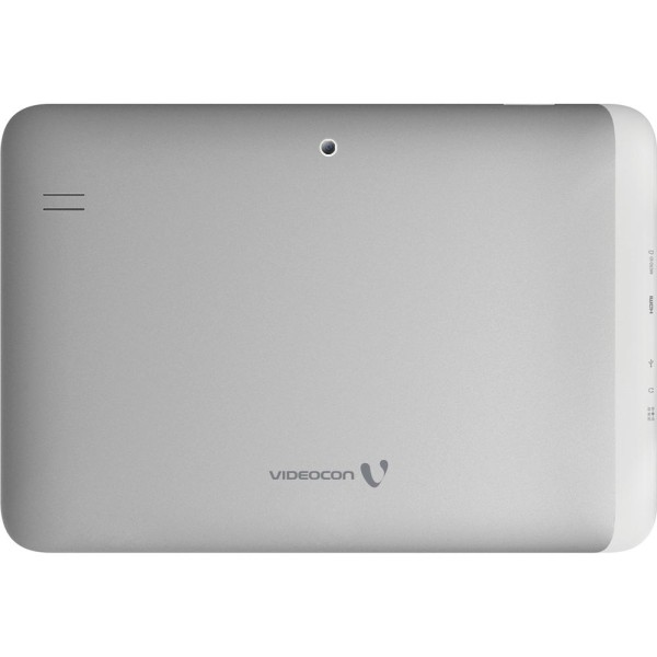 Videocon VT10 Tablet Pictures - Rear View