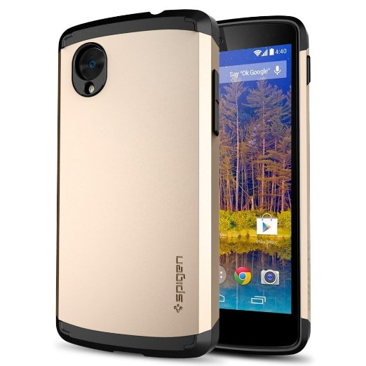 Spigen Slim Armor Case Nexus 5