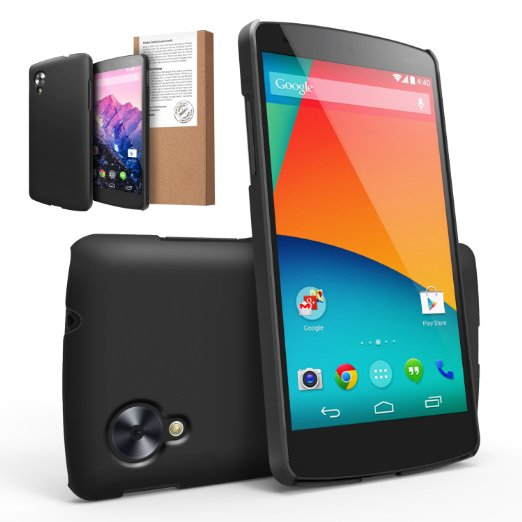 Super slim SF Coated case Nexus 5