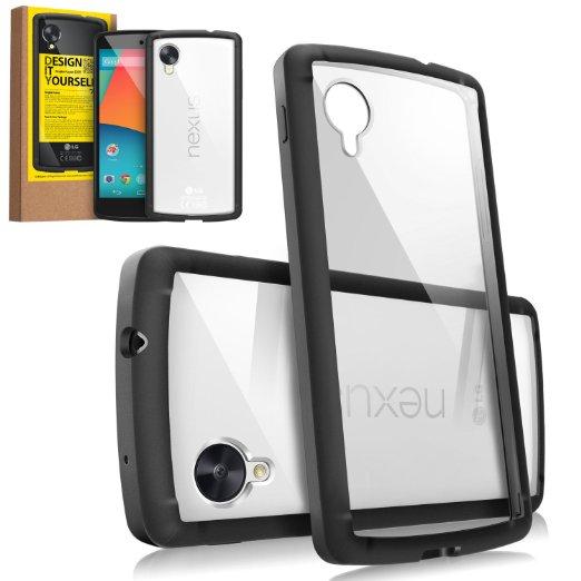 Rinkle Fusion Hybrid Google Nexus 5 Case