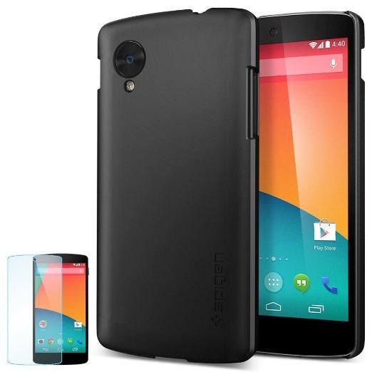 Spigen Google Nexus 5 case Matte Rough