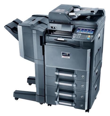 Kyocera MFP Taskalfa 2551 printer, scanner