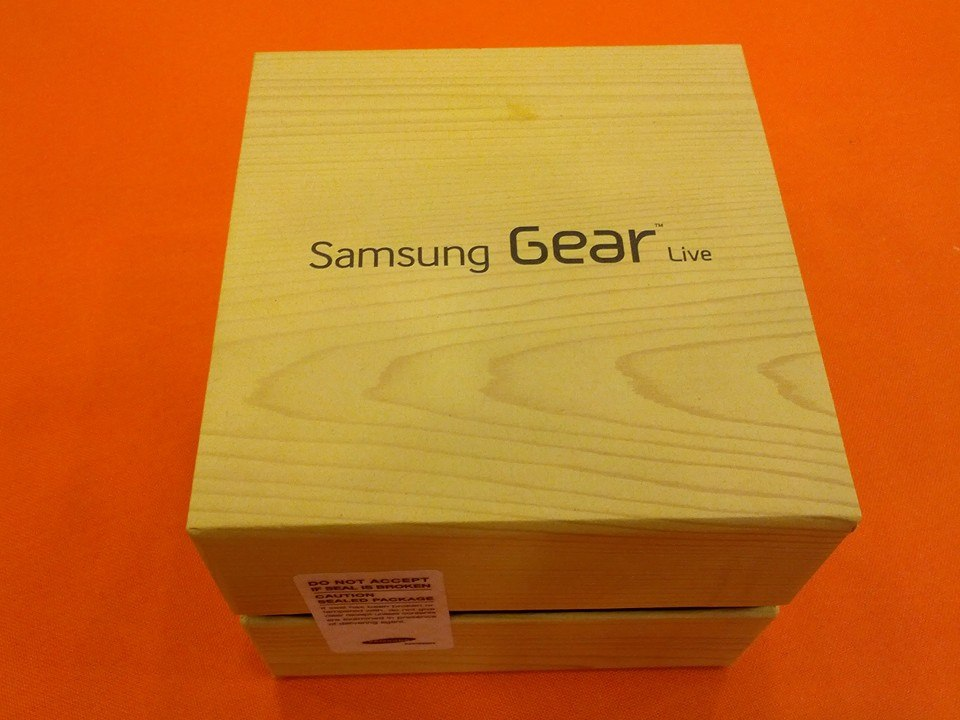 Gear Live Watch Box
