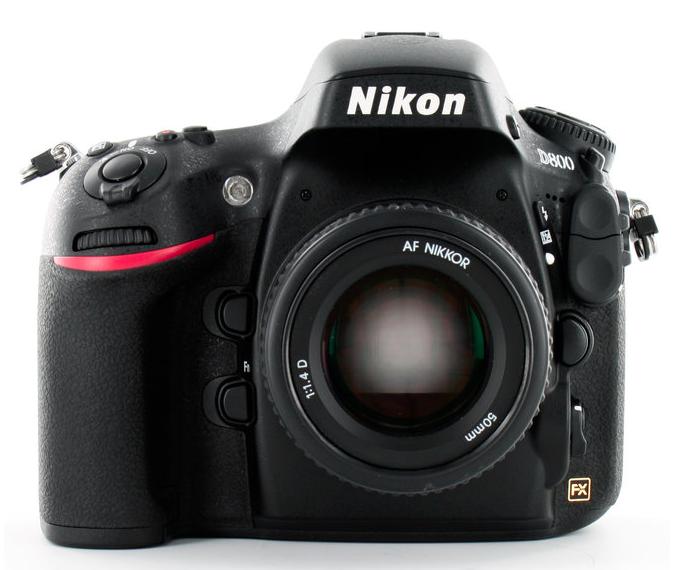 Nikon D810 DSLR Camera Pictures