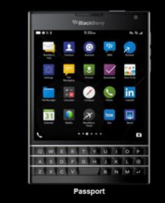 BlackBerry Passport Images