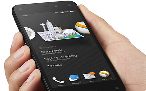 Amazon Fire Phone pictures