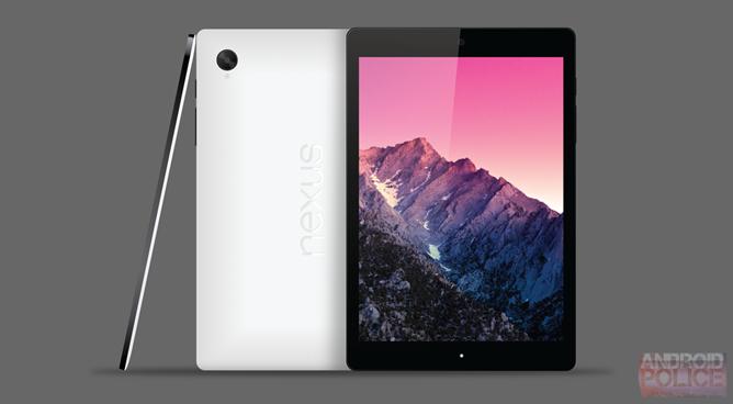 HTC Volantis (Nexus 9) pictures