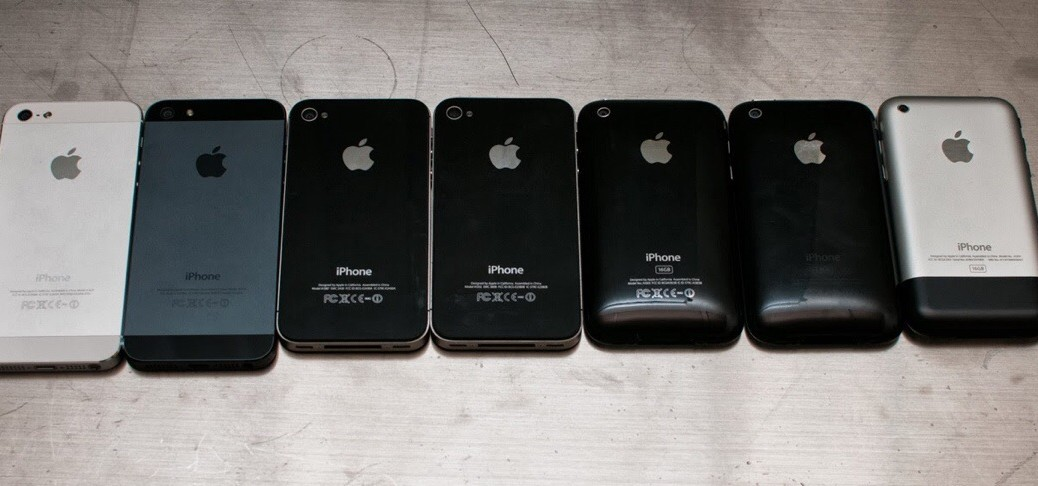 The evolution of the iphone and how it took the market by storm