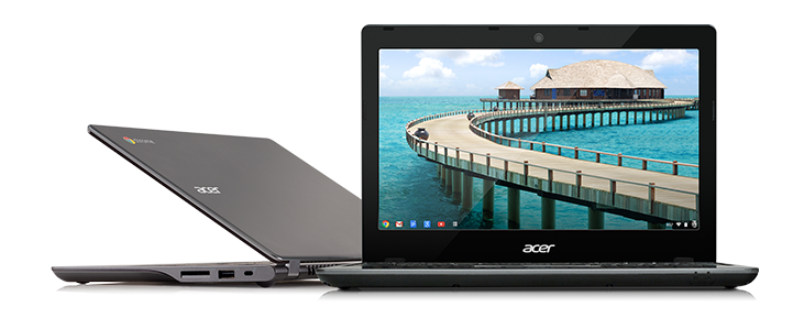 Acer Chromebook C720 core i3 processor